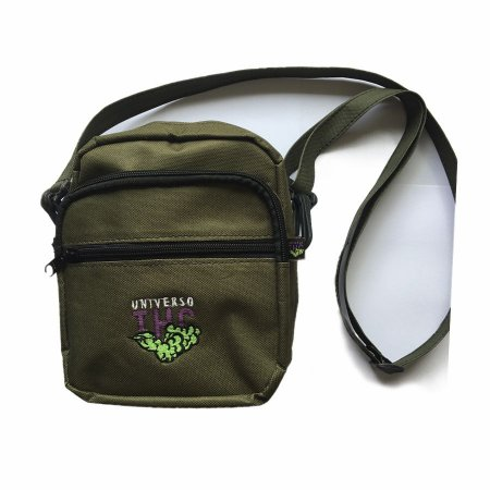 Shoulder Bag Verde Universo THC