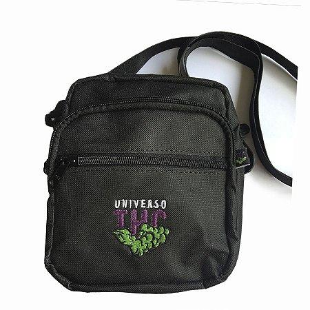 Shoulder Bag Preta Universo THC