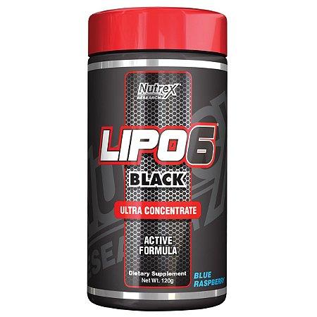 LIPO 6 BLACK ULTRA CONCENTRADO 125G - NUTREX