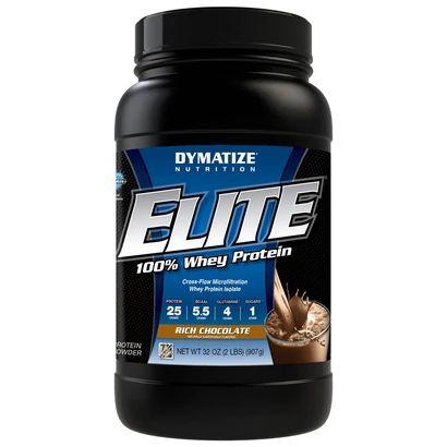 Dymatize Nutrition Elite Whey Protein, 2