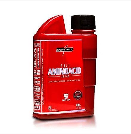 Poliamino Acid 38000 Com Zma Cr 600ml - Integralmédica