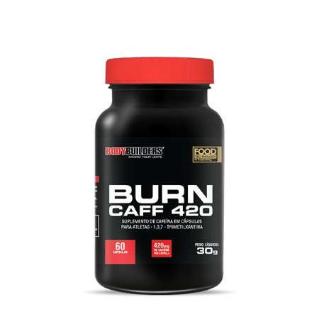 Burn caff 420 60caps - body builders