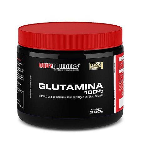 Glutamina 100% 300g Body Builders
