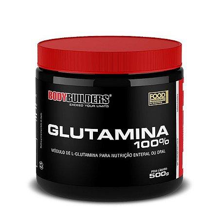 Glutamina 100% 500gr Body Builders