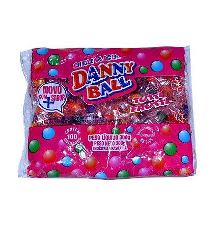 Chiclete Tutti Frutti Danny Ball c/100