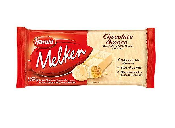 Barra de chocolate branco Melken 1,05 kg