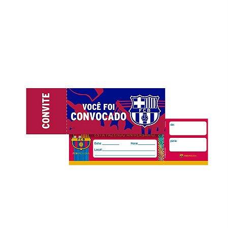 Covite de Festa de Aniversário Barcelona C/8