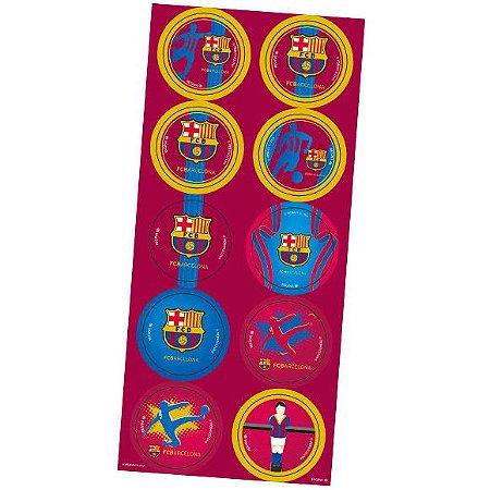 Adesivo Decorativo Barcelona C/30