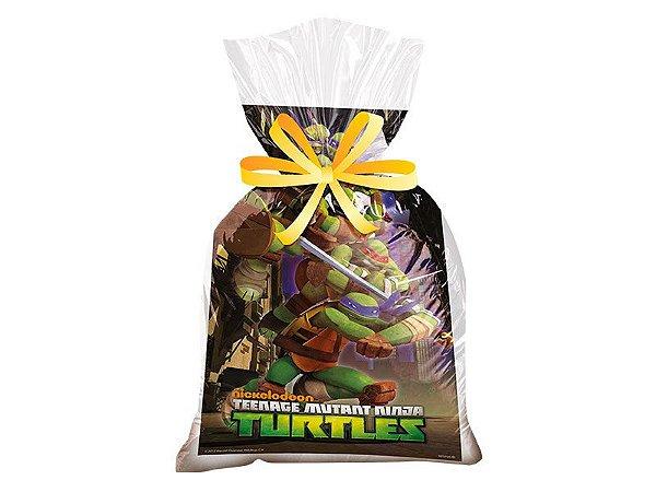 Sacolinha Surpresa Tartaruga Ninja C/08