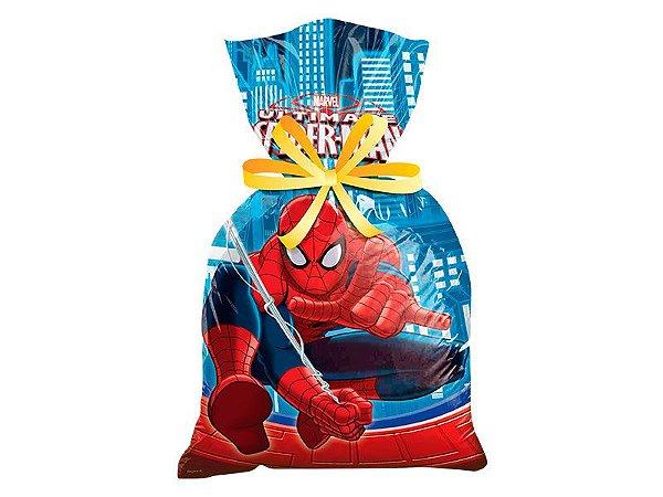 Sacolinha Surpresa Ultimate Spider Man  C/8