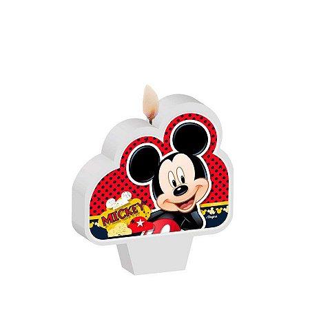 Vela Plana Mickey