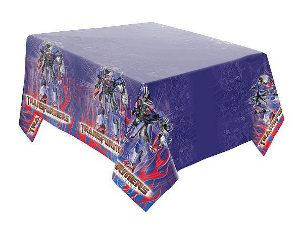 Toalha De Mesa Transformers