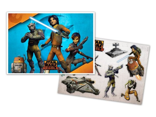 Kit Decorativo Star Wars Rebels