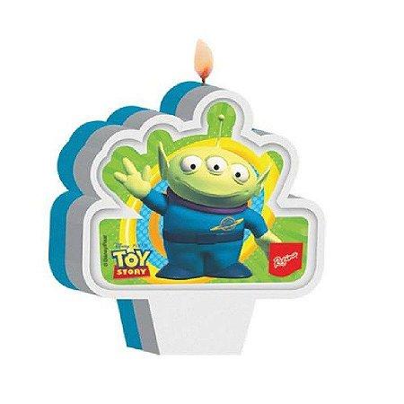 Vela Plana Toy Story