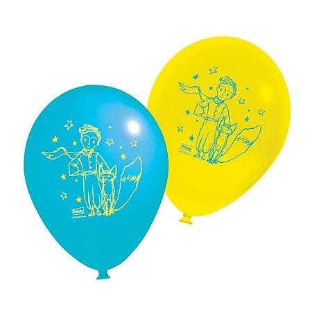 Balão / Bexiga Festcolor Nº9   O Pequeno Príncipe   C/25