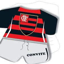 Convite Flamengo c\8