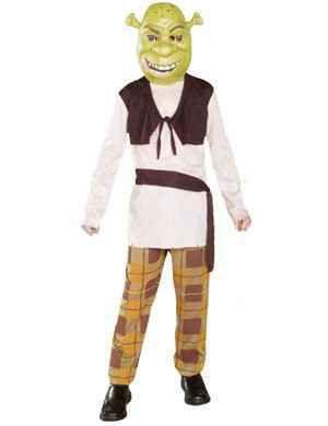 Fantasia Original Shrek Infantil M