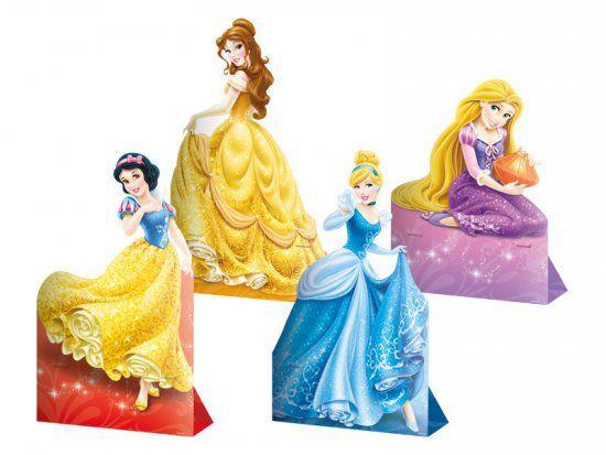 Decoração Mesa De Festa Princesas Debutante