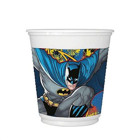 Copo Batman New Plastico 200ml C\8