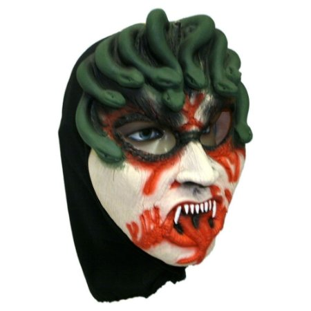 Máscara Medusa Para Festas