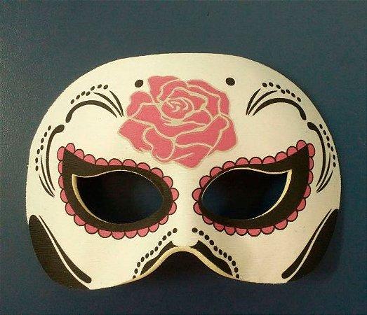 Máscara Mexicana Para Fantasias