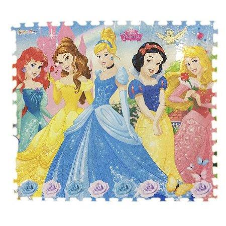 Tapete de Montar Grande em EVA Princesas Disney.
