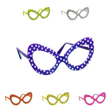 Óculos S/ Lente Joaninha Sortido C/10