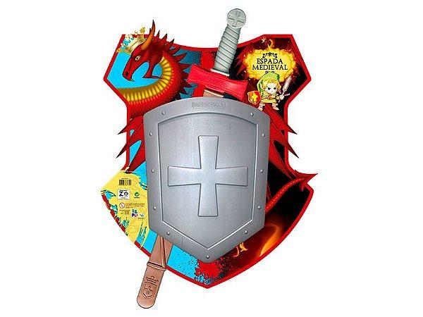 Espada Medieval C/ Escudo