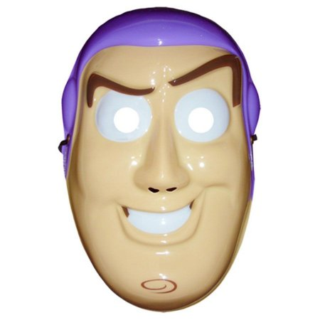 Máscara Plástico Buzz Lightyear