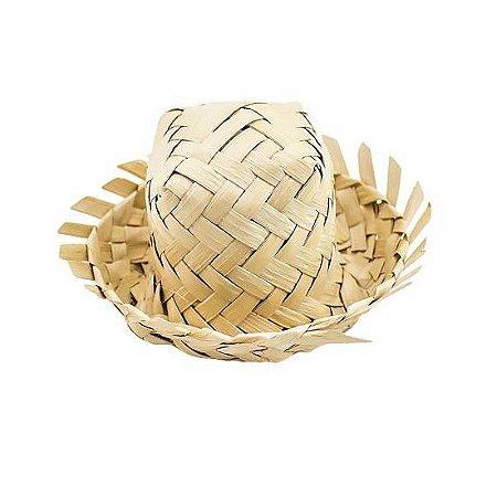 Mini Chapéu De Palha Caipira C 10 - Artigos e decorações para festas 2021e88ace6