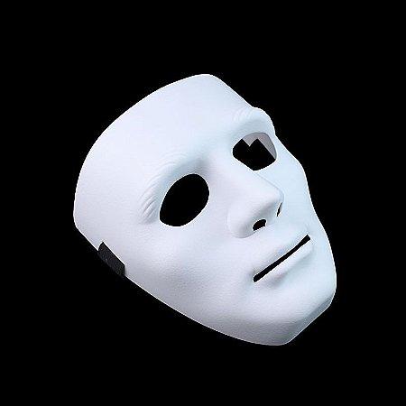 Máscara Sem Face Branca