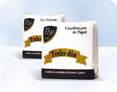 Guardanapo Branco 21,5x22,5cm C/50