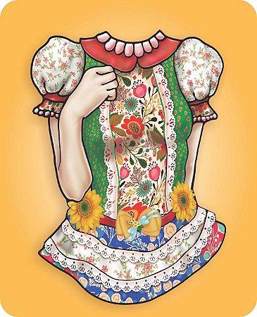 Painel Vestido Grande