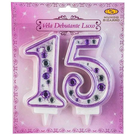 Vela Debutante 15 Anos Luxo