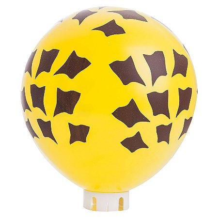 Balão / Bexiga Happy Day N11 | Manchas de Girafa C/25