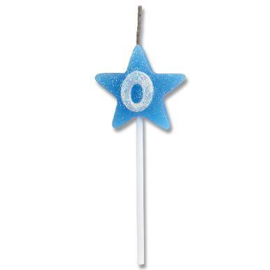 Vela Estrela  Azul Nº0 Alchester