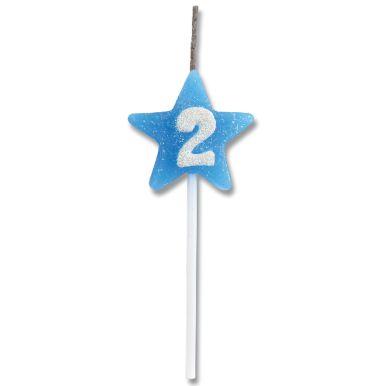 Vela Estrela Azul Nº2 Alchester