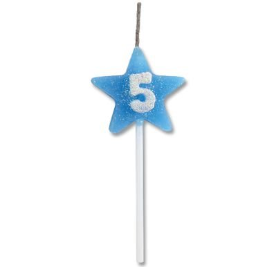 Vela Estrela Azul Nº5 Alchester