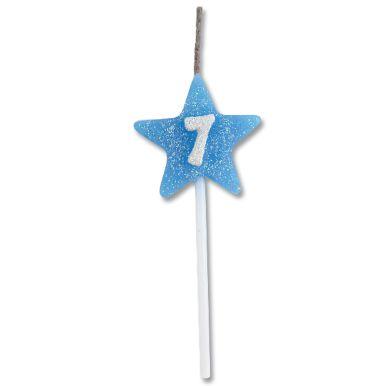Vela Estrela Azul Nº7 Alchester