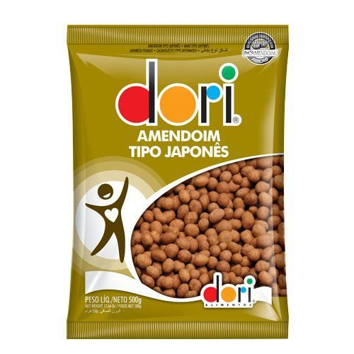 Amendoim Tipo Japônes Dori 500GR