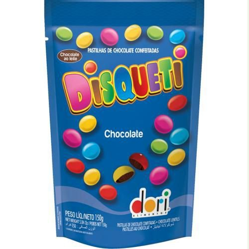 Disqueti Chocolate 150GR