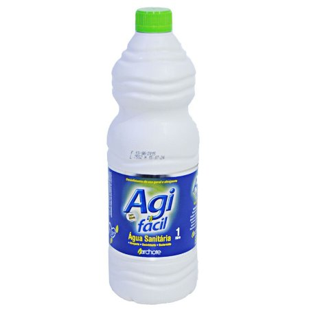 Água Sanitária AgiFácil Archote 1L