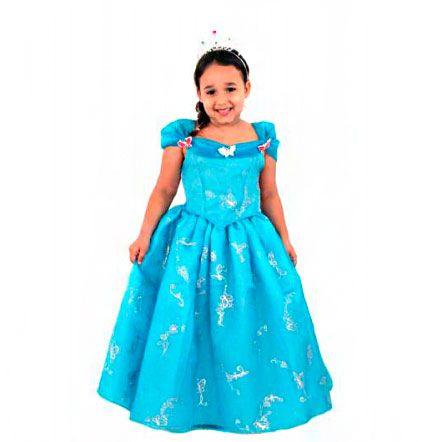 Fantasia Princesa Azul