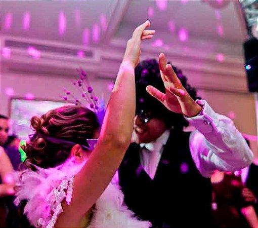 Kit Festa de Casamento Neon