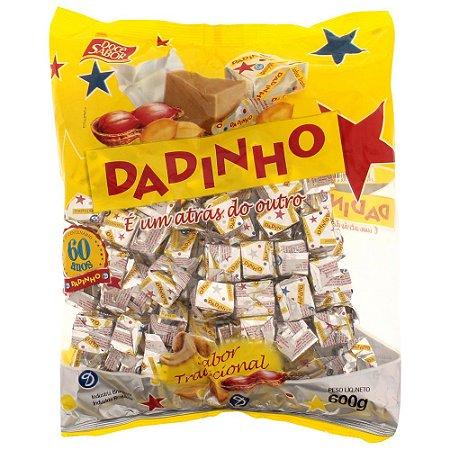 Bala Dadinho Amendoim 600g