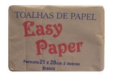 Taolhas de Papel  Easy Paper C/1000