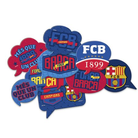 Kit Placas Barcelona C/09
