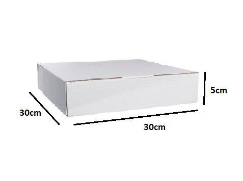 Embalagem para Salgado 30 x 30cm