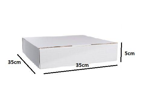 Embalagem para Salgado 35 x 35cm