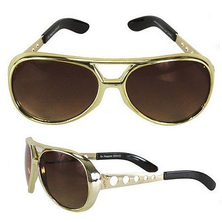 Óculos Elvis Rock Luxo